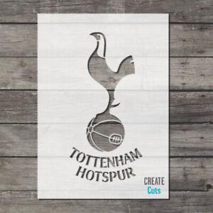 Tottenham Hotspur STENCIL London Football Team Airbrush Template
