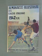ALMANACCO  ILLUSTRATO DEL CALCIO ITALIANO 1942,ANASTATICO