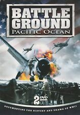 WWII: Battle Ground: Pacific Ocean (2-DVD) (War in the Pacific WWII)