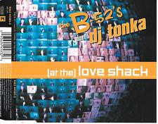 THE B-52'S meet DJ TONKA - (At the) Love Shack CDM 4TR House 1998 Germany
