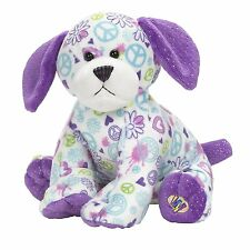 NWT Webkinz Peace Out Puppy ~ HM 693 ~ Sealed / Unused Tag