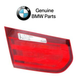For BMW 320i 328d 335i Driver Left Inner Taillight for Trunk Lid Hatch Genuine