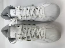New Other Adidas Men's Pro Model 08 Team Color Basketball Shoe,White Size 9