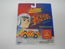 Johnny Lightning Speed Racer 2000 VW Bus Race Team