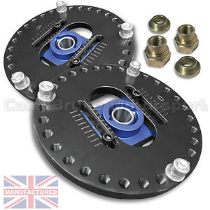 FITS TALBOT SUNBEAM 2 PIECE FULLY ADJUSTABLE TOP MOUNT (PAIR) CMB0239-2ADJ