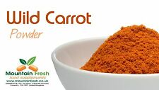 Carrot Powder - Natural Source of Vitamin A - Beta-Carotene 50g FREE UK Delivery