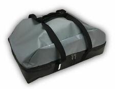 Carry Bag to suit Weber Baby Q 1200 BBQ Grill. GREY Colour