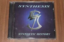 Synthesis-Synthesis History (Limited Edition 500 copies) (2005) (CD) and (010)