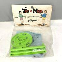 TIRA E MOLLA gioco abilità SIMPATY Vintage skill game anni 60 70 infanzia old