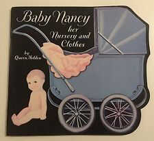 Baby Nancy Her Nursery And Clothes - Queen Holden - Vintage