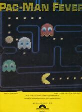 Pac-Man Fever - Buckner and Garcia - 1981 USA Sheet Music