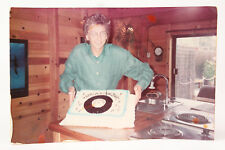 """1-of-a-Kind Barry Manilow Showstoppers Happy Birthday Photograph 5""""x3-1/4"""" Photo"""