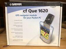 NEU Garmin CF que 1620 GPS Modul für Pocket PC (Compact Flash Interface) 64mb