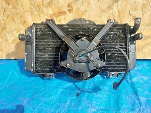 Yamaha FZR600 Radiator 89 With Cooling Fan
