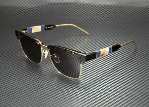 GUCCI GG0603S 003 Havana Men's Square Sunglasses 56 mm