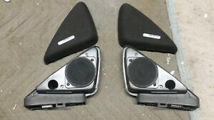 Ford Mustang GT Cobra MACH 460 Front Door Speaker Tweeters Speakers OEM