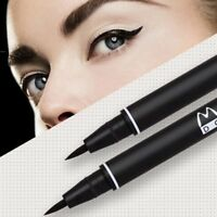 Beauty Black Waterproof Eyeliner Liquid Eye Liner Pen Pencil Makeup Cosmetic Kit