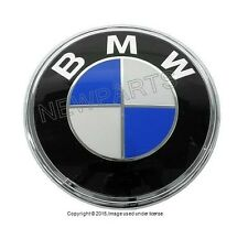 For Genuine Rear For BMW Emblem For BMW E28 E30 E36 Z3 M5 325i 528i 533i