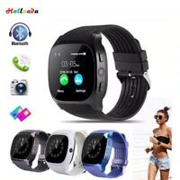 Waterproof Bluetooth Smart Watch Phone Mate For iphone IOS Android Samsung LG B