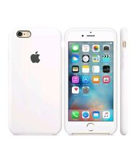 "WHITE GENUINE ORIGINAL Apple Silicone Case For iPhone 7 4.7"" NEW"