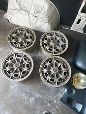 Jantes Dunlop 4x140 Peugeot 504