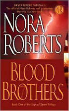 Blood Brothers: Sign of Seven Trilogy by Nora Roberts (Paperback / softback)