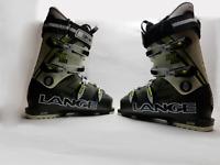 Lange RX120 Mens Ski boots mens 8.5    (26-26.5 306mm)