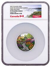 2017 Canada Enchanted Garden 2 oz Silver $30 White Gate NGC PF70 UC ER SKU49049