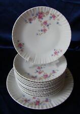 SERVICE A DESSERT porcelaine SCHERZER BAVARIA GERMANY