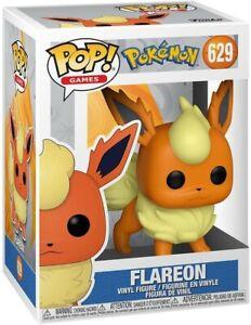 Funko - POP Games: Pokemon - Flareon Brand New In Box