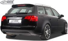 Lip spoiler ,Extension, Roof Spoiler Audi A4 B7 Avant / StationWagon
