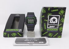 Casio G-Shock DW-5600VT Magical Mosh Misfits New Nuovo unico su ebay world RAREE