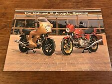 1984 1000cc Hesketh Sports Roadster National Motorcycle Museum Postcard