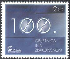 BOSNIE 2003 vol propulsé 100th anniversaire/avions/aviation/transport 1 V n44348