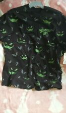 More details for disney store spirit jersey small oogie boogie nightmare before christmas