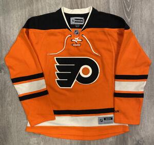 Reebok Women's Premier NHL Jersey Philadelphia Flyers Team Orange Alt sz M