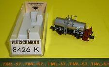 Wagon FLEISCHMANN Piccolo echelle N - Citerne à 2 essieux - ref 8426 K - NBO