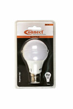 8W LED Bulb 6500K B22 Bayonet Fitting Cold White Pk of 1 | Connect 30526