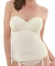 Fantasie Ella Underwire Moulded Longline Basque FL2000 Ivory New Various Sizes