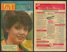 1984 Philippines LOVE STORY KOMIKS MAGASIN Maricel Soriano #678 Comics