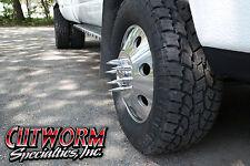 "Dodge Dually 4"" Mag shank lug nut spikes 20 SET 14mm X 1.5 MADE 100% IN USA!"