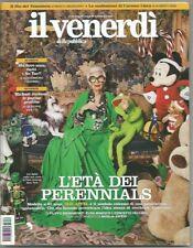 """RIVISTA -""""IL VENERDI'-DI REPUBBLICA N. 1627- 24 MAGGIO 2019- IN BUONE CONDIZIONI"""