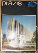 Pentacon Dresden ORWO Wolfen präzis Kamera Film Revue DDR 1969 Prospekt