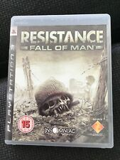 resistance fall of man ps3 With Instructions