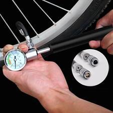 Portable Bicycle Bike Mini Air Pump Presta & Schrader Hand Tyre Tire 120PSI AU