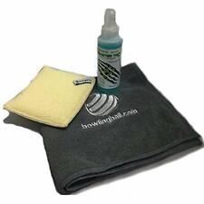 Bowling Ball Cleaning Kit Sports