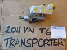 2011 VW TRANSPORTER 2.0 DIESEL T5 T6 BRAKE MASTER CYLINDER BRAKE BOOSTER
