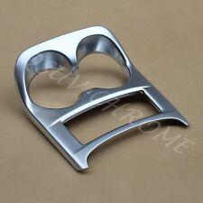Cup Holder Cover For Nissan Qashqai J11 2014-2018 Chrome Interior Trim Molding