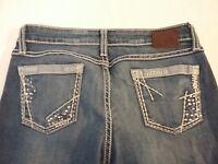 BKE women's jeans boot cut 27 x 31.5