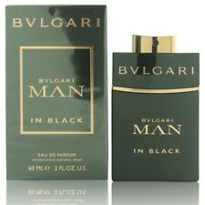 BVLGARI MAN IN BLACK by Bvlgari 2.0 OZ EAU DE PARFUM SPRAY NEW in Box for Men